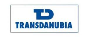 Logo der Spedition Transdanubia
